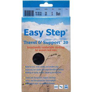 Køb Easy Step knæ travel mix sort 39-40 1 par online hos apotekeren.dk