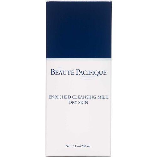 Køb Beaute Pacifique Rensemælk til tør hud 200 ml online hos apotekeren.dk