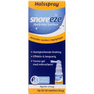 Køb Snoreeze spray 22 ml online hos apotekeren.dk