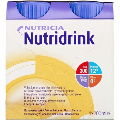 Køb Nutridrink Mix 6 x 4 x 200 ml online hos apotekeren.dk