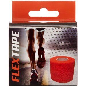 Køb Jasper FlexTape orange 5 cm x 4,5 m 1 stk. online hos apotekeren.dk
