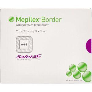 Køb Mepilex Border 7,5x7,5 cm 5 stk. online hos apotekeren.dk