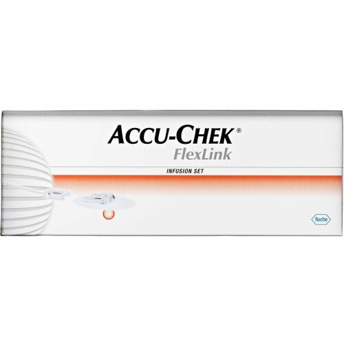 Køb ACCU-CHEK Flexlink slange 60 cm/kan 10 stk. online hos apotekeren.dk