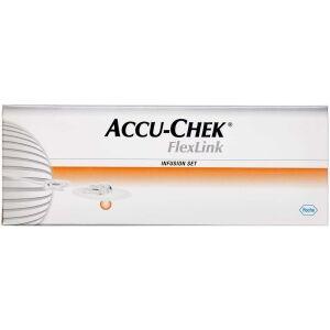 Køb Accu-Chek FlexLink Infusion Set 10 stk. online hos apotekeren.dk