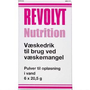 Køb Revolyt Nutrition - Væskedrik 6 x 20,5 g online hos apotekeren.dk