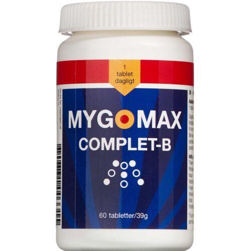 Køb Mygomax Complet-B tablet 60 stk. online hos apotekeren.dk
