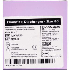 Køb Milex Omniflex Pessar 80 mm 1 stk. online hos apotekeren.dk