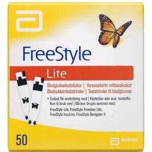 Køb Freestyle Lite Teststrimler online hos apotekeren.dk
