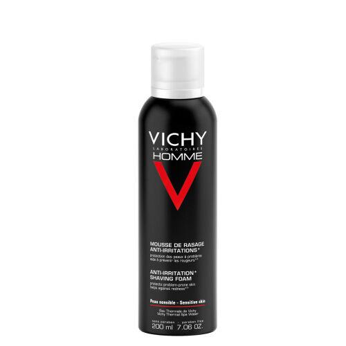 Køb Vichy Homme Barberskum spray 200 ml online hos apotekeren.dk