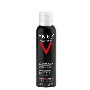 Køb Vichy Homme Barberskum 200 ml spray online hos apotekeren.dk