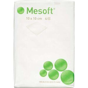 Køb Mesoft Kompres usteril 10x 10 cm 100 stk. online hos apotekeren.dk