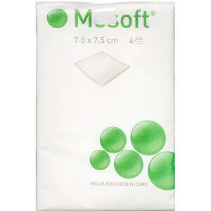 Køb Mesoft usteril kompres 7,5 x 7,5 cm 100 stk. online hos apotekeren.dk