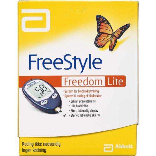 Køb FreeStyle Freedom Lite Blodsukkerapparat online hos apotekeren.dk