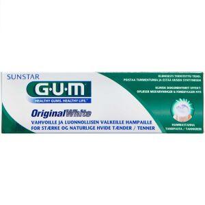 Køb GUM Original White Tandpasta 75 ml online hos apotekeren.dk
