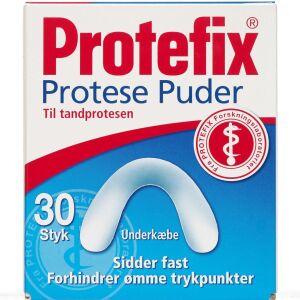 Køb Protefix Protesepuder - undermund 30 stk. online hos apotekeren.dk