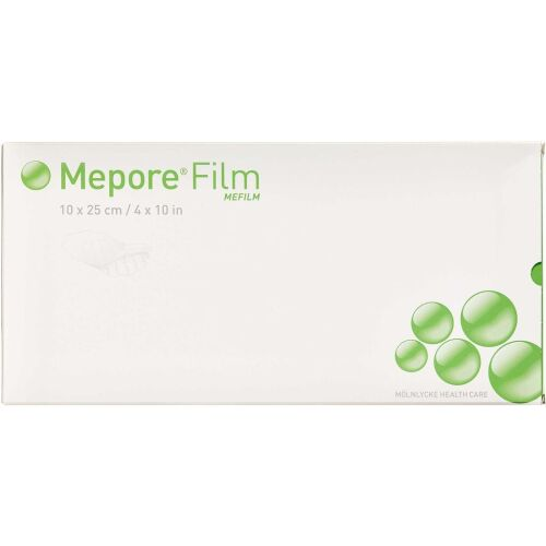 Køb Mepore Film Forbinding 10 x 25 cm 10 stk. online hos apotekeren.dk