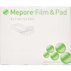 Køb Mepore Film & Pad 5x7 cm 5 stk. online hos apotekeren.dk