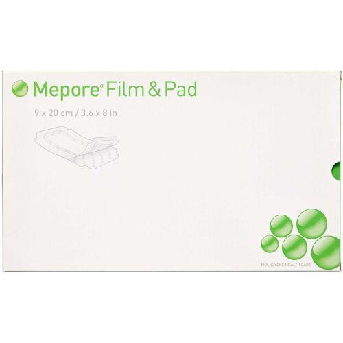 Køb Mepore Film og Pad 9 x 20 cm 5 stk. online hos apotekeren.dk