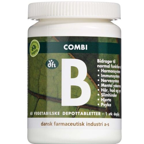 Køb Combi B 60 stk. online hos apotekeren.dk