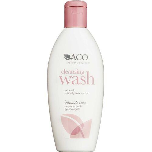Køb ACO Intimate Care Cleansing Wash 250 ml online hos apotekeren.dk
