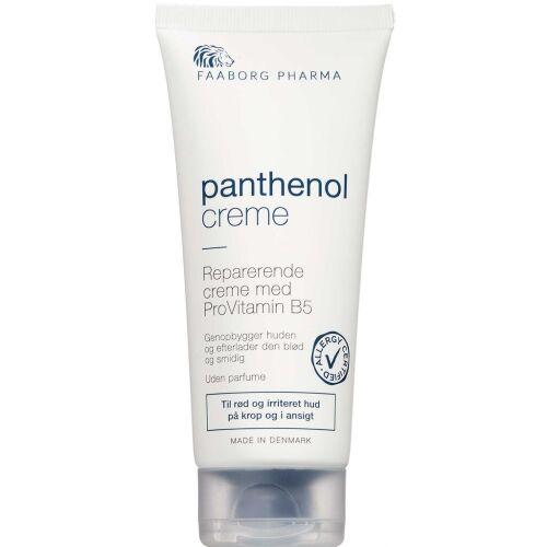Køb Faaborg Pharma Pantenol creme 100 ml online hos apotekeren.dk