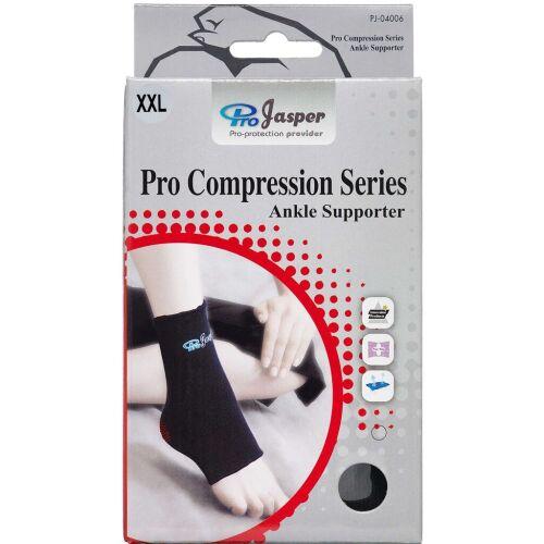 Køb Jasper Pro Compression ankelbind xx-large 1 stk. online hos apotekeren.dk