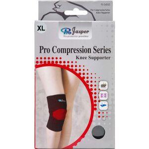 Køb Jasper Pro Compression knæbandage x-large 1 stk. online hos apotekeren.dk