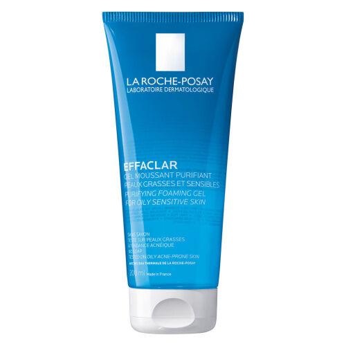 Køb La Roche-Posay Effaclar rensegel 200 ml online hos apotekeren.dk