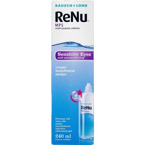 Køb ReNu Multi-Purpose Solution 240 ml online hos apotekeren.dk