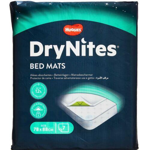 Køb DryNites Bed Mats underlag - engangs 7 stk. online hos apotekeren.dk