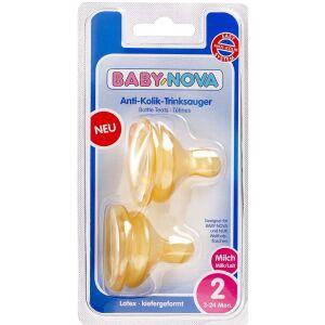 Køb Baby-Nova wide-neck 2 stk. online hos apotekeren.dk