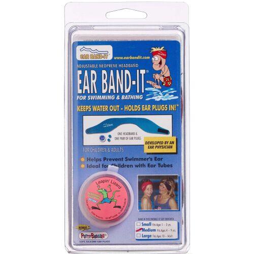 Køb Ear Band-it MEDIUM ass. farver 1 stk. online hos apotekeren.dk