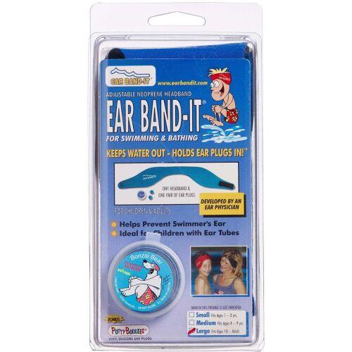 Køb Ear Band-it LARGE ass. farver 1 stk. online hos apotekeren.dk