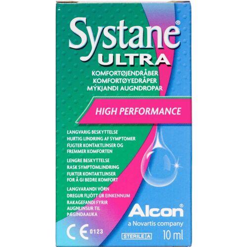 Køb Systane Ultra Komfortøjendråber 10 ml online hos apotekeren.dk
