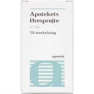 Køb Apotekets Øresprøjte 27 ML online hos apotekeren.dk