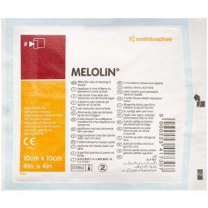 Køb MELOLIN kompresser 10 x 10 cm 1 stk. online hos apotekeren.dk