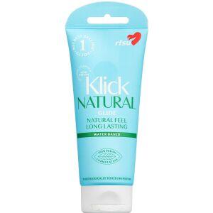 Køb RFSU Klick Natural Glide 100 ml online hos apotekeren.dk