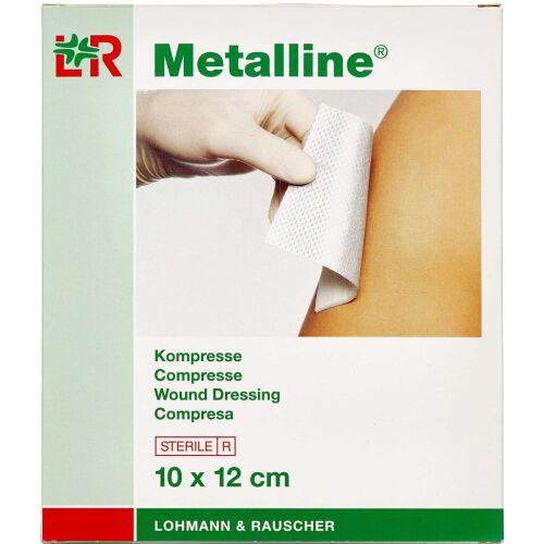 Køb Metalline kompres 10 x 12 cm 1 stk. online hos apotekeren.dk