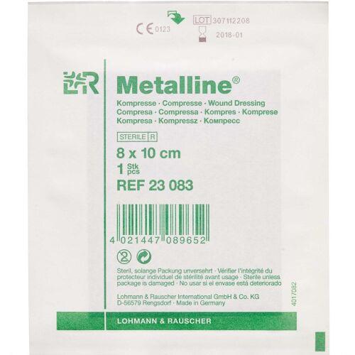 Køb Metalline kompres 8 x 10 cm 1 stk. online hos apotekeren.dk