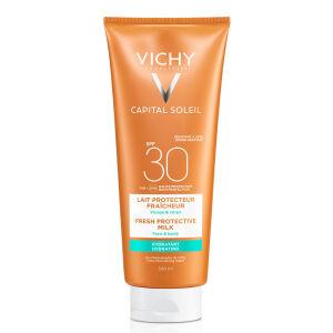 Køb Vichy Cap. Soleil Beach Protect SPF30 300 ml online hos apotekeren.dk