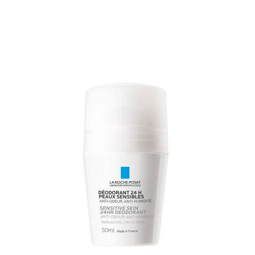 Køb La Roche-Posay Fysiologisk deodorant roll-on 24H 50 ml online hos apotekeren.dk
