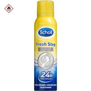 Køb Scholl Fresh Step Antiperspirant 150 ml online hos apotekeren.dk