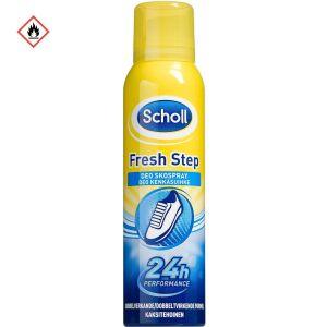 Køb Scholl Deo Shoespray 150 ML online hos apotekeren.dk