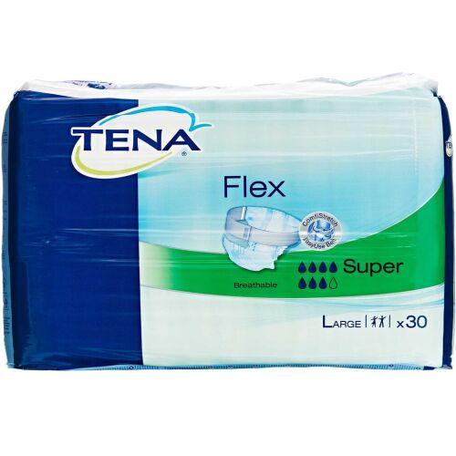 Køb TENA Flex Super Large 30 stk. online hos apotekeren.dk