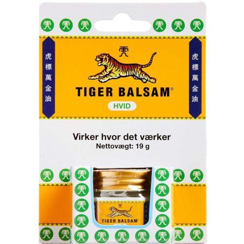 Køb Tigerbalsam hvid 19 g online hos apotekeren.dk