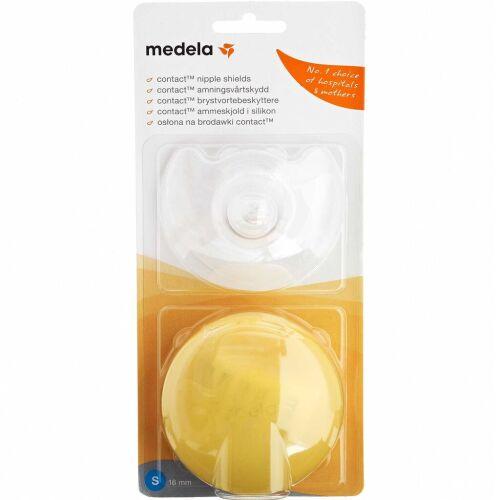 Køb Medela Contact brik - small 16 mm 2 stk. online hos apotekeren.dk