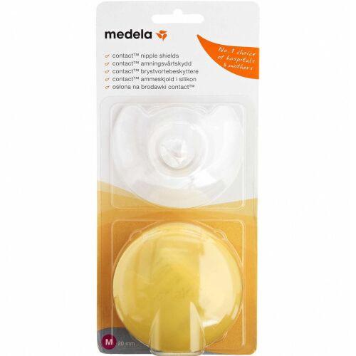 Køb Medela Contact brik - medium 20mm 2 stk. online hos apotekeren.dk