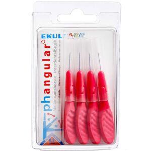 Køb EKULF ph angular rød 0,5 mm 4 stk. online hos apotekeren.dk