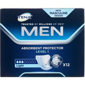 Køb Tena Men Level 1 12 stk. online hos apotekeren.dk