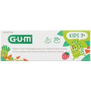 Køb GUM Tandpasta Junior 2-6 år 50 ml online hos apotekeren.dk